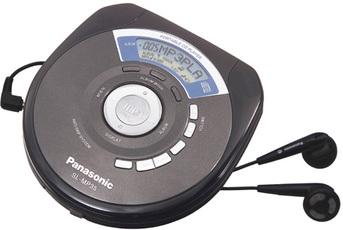 Produktfoto Panasonic SL MP35EG K