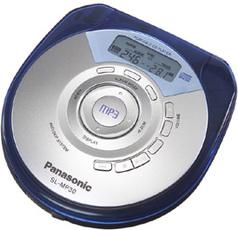 Produktfoto Panasonic SL-MP30EG-S