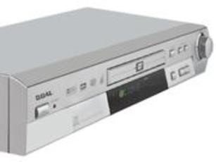 Produktfoto Dual DVD 8000 MP