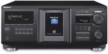 Produktfoto Sony CDP-CX455