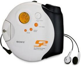 Produktfoto Sony D-SJ 301