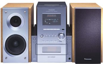 Produktfoto Panasonic SC-PM 17