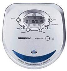 Produktfoto Grundig CDP 9200 SPCD