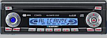 Produktfoto Blaupunkt Alicante CD 32