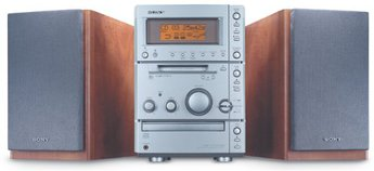 Produktfoto Sony CMT-CP 505 MD