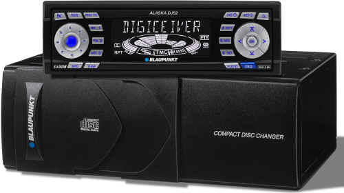 blaupunkt alaska dj 52 auto cd wechsler tests. Black Bedroom Furniture Sets. Home Design Ideas