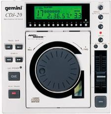 Produktfoto Gemini CDJ-20