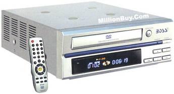 Produktfoto Boss DVD 4000