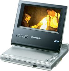 Produktfoto Panasonic DVD LV65EG S
