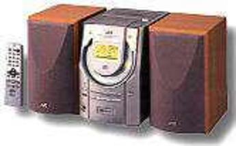 Produktfoto JVC UX-V 5 R