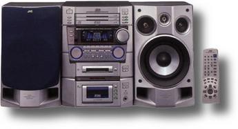 Produktfoto JVC MX-WMD 90 R