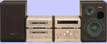 Produktfoto Technics SC-HD 501 SEHD/SLHD/R*