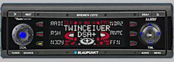 Produktfoto Blaupunkt Bremen CD 72