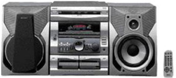 Produktfoto Sony MHC-RX 77
