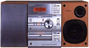 Produktfoto Sony CMT-CP 1