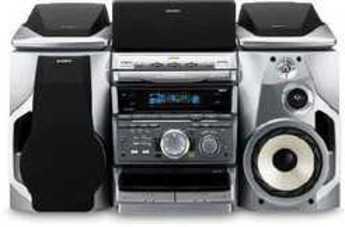 Produktfoto Sony MHC-RXD 10 AV