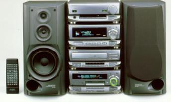 Produktfoto Kenwood XD 9580 MD AH5/DP-MH5