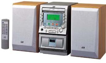 Produktfoto JVC UX-M 33 R