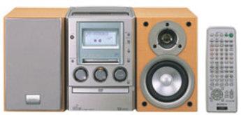 Produktfoto Sony CMT-M 700 DVD