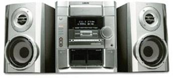 Produktfoto Sony MHC-RG 11