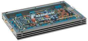 Produktfoto Power Acoustik CLX 520-4 Farenheit