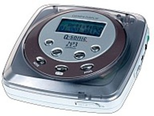 Produktfoto Q-Sonic MINI-CD/MP3