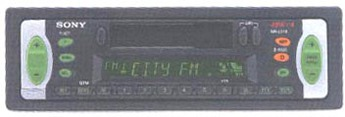 Produktfoto Sony XR-L 210