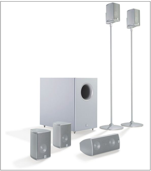 Canton Movie CD-1 Surround Lautsprechersystem: Tests ...