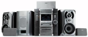 Produktfoto Sony MHC-RV 800 D