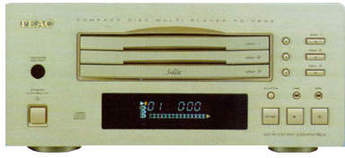 Produktfoto Teac PD-H 503