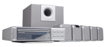 Produktfoto Philips DVD 580 HC