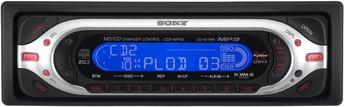 Produktfoto Sony CDX-MP 40 X