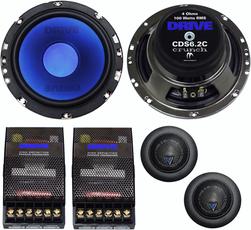 Produktfoto Crunch CDS 6.2 C