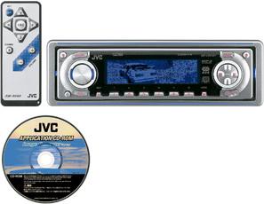 Produktfoto JVC KD-LH3101