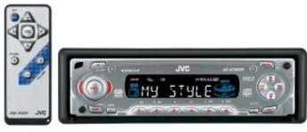 Produktfoto JVC KD-SC900R
