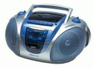 Produktfoto Sanyo MCD-ZX 300