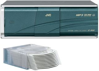 Produktfoto JVC CH-X1500