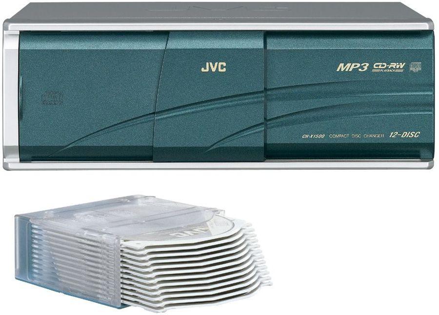 jvc ch x1500 auto cd wechsler tests erfahrungen im hifi. Black Bedroom Furniture Sets. Home Design Ideas