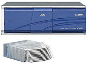 Produktfoto JVC CH-X550