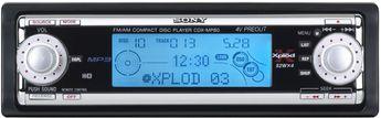 Produktfoto Sony CDX-MP80