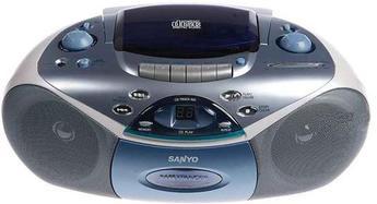Produktfoto Sanyo MCD-ZX 500 F