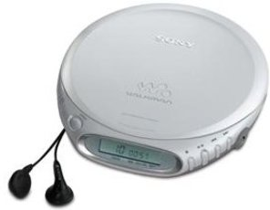 Produktfoto Sony D-EJ 360