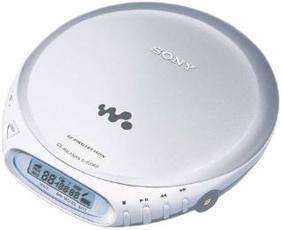 Produktfoto Sony D-EJ 361