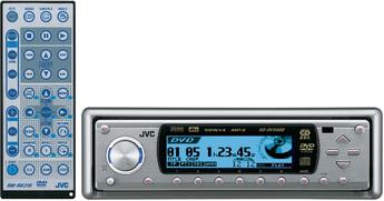 Produktfoto JVC KD-DV 5000