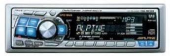 Produktfoto Alpine CDA 9812