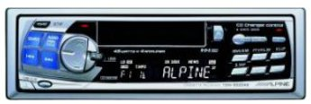 Produktfoto Alpine TDM 9505 RB