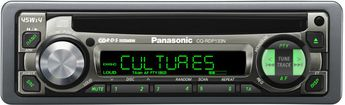 Produktfoto Panasonic RDP 133