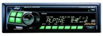 Produktfoto Alpine CDE 9801
