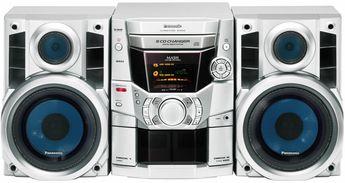 Produktfoto Panasonic SC AK210 EG S