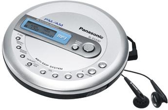 Produktfoto Panasonic SL SV550 EG S